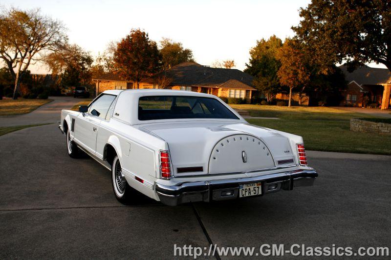 1977-79 Lincoln Continental Mark V :Detroit Clan:клуб