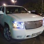 Cadillac Escalade Снежок