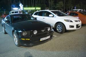 Bullit,Mazda CX7