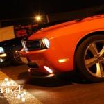Чайка. Challenger vs Mustang
