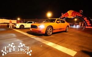 Чайка. Mustang vs Charger