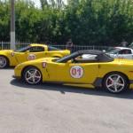 Corvette стартует