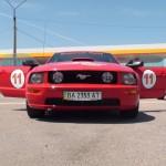 Грозный Mustang KOSS'a