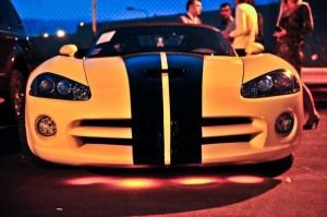 Желтый Viper