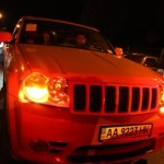 SRT8 Hemi Orange