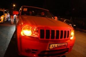 SRT8 Hemi Orange