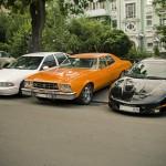 Классика: Chevrolet Caprice, Ford Gran Torino, Pontiac Firebird