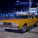 Ford Gran Torino Софиевская площадь