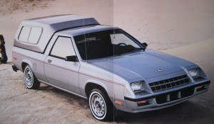 Plymouth Scamp 1983