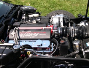 Callaway_Supernatural 450 engine