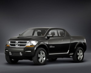 Dodge Rampage Concept Pickup 2006