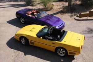 Callaway C4 Convertible & Callaway Speedster