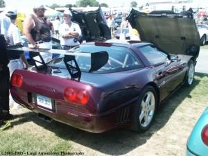Callaway SuperNatural CR-1 Le Mans LT5