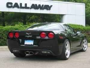 2005 Carlisle Callaway Corvette SuperNatural