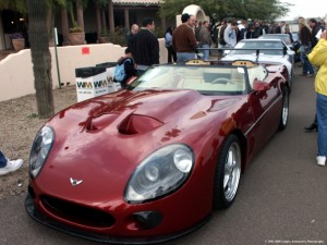 Callaway Twin Turbo SuperSpeedster ZR1 LT5 C4