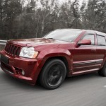 Jeep Grand Cherokee SRT8 фото, Jeep Grand Cherokee SRT8 фотография