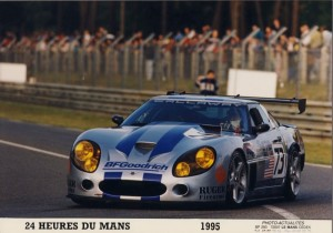 Callaway LM in Le Mans