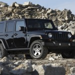 2011 Jeep Wrangler Call of Duty¨ Black Ops Edition