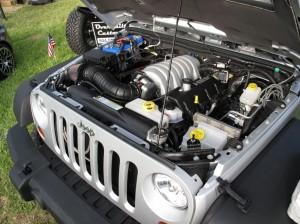 Jeep Wrangler SRT8 HEMI 6.1
