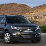 2013 Chevrolet Traverse crossover
