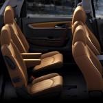 2013 Chevrolet Traverse crossover