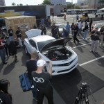 Chevrolet Introduces COPO Camaro Concept At SEMA in Las Vegas