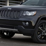 Jeep Grand Cherokee production-intent concept.
