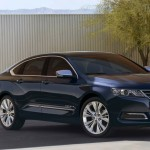The all new 2014 Chevrolet Impala set to make a statement at New