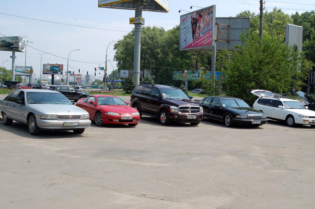 Фото-отчет со встречи Detroit Clan 19 мая :Detroit Clan:клуб ...
